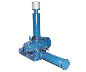 Twin Lobe Roots Blower - Manufacturer & Supplier of Twin Air